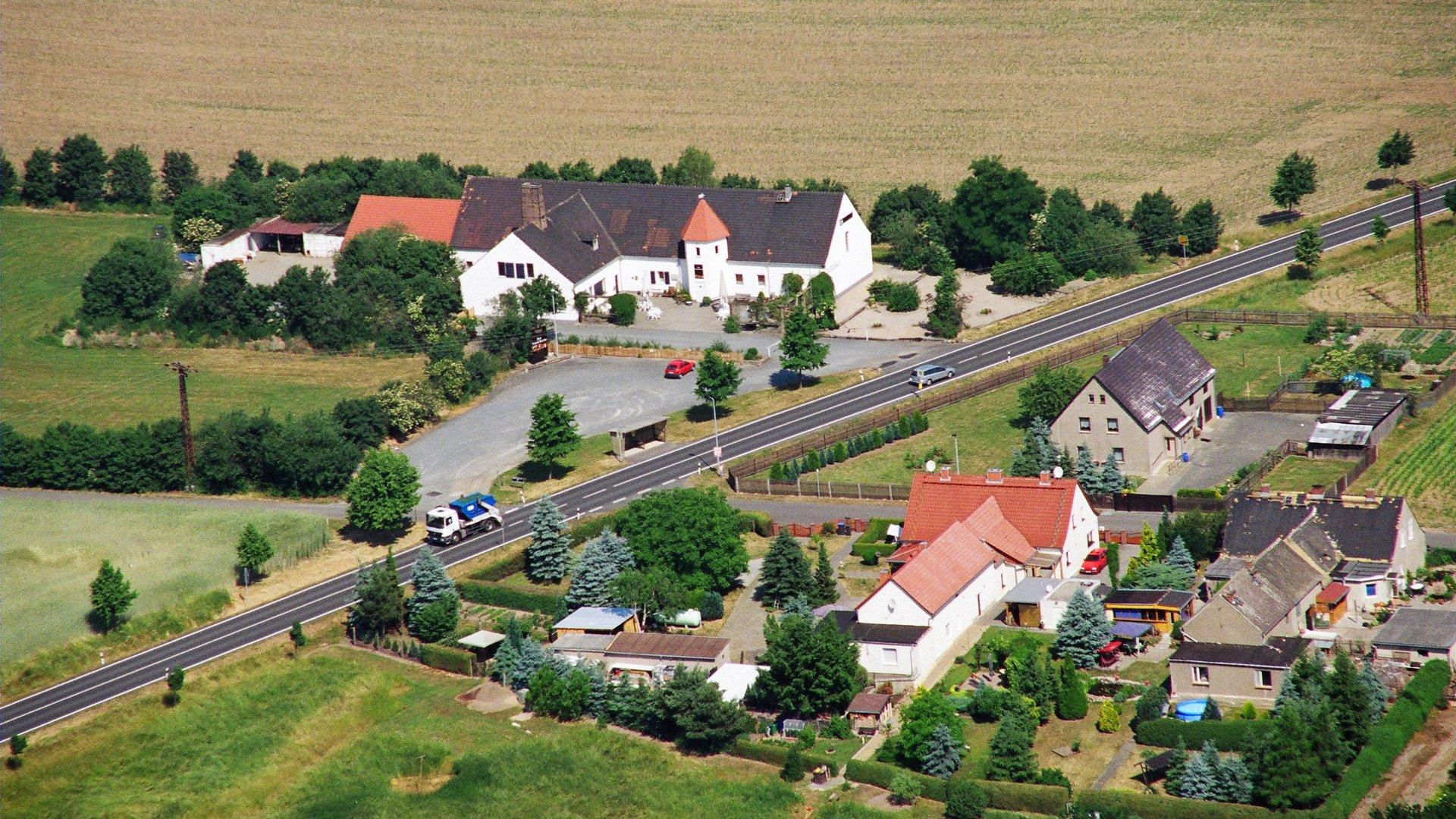Luftbildhintergrund Rothersdorf